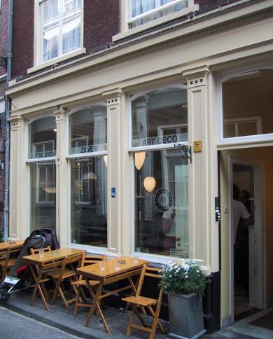 Rondom 1920 Oude Molstraat 30, 2513 BB Den Haag, Nederland