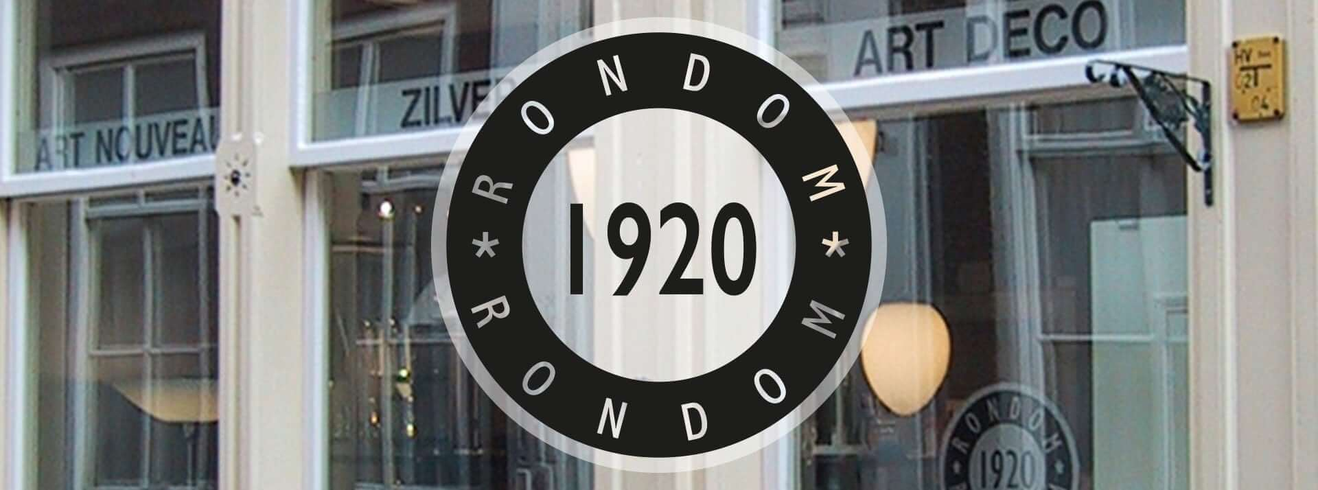 Rondom 1920 – Art Deco & Art Nouveau Zilver & Antiek