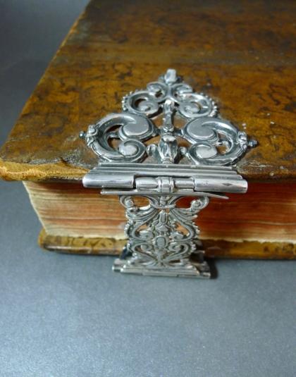 Altaarmissaal met zilver beslag Leuven 1665