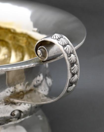 Zilveren koelvat